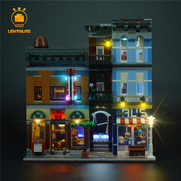 lego Detective office