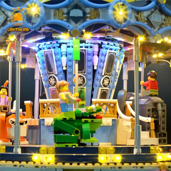 LEGO Light CAROUSEL SET 10257