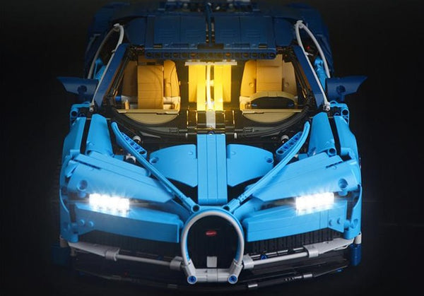 Light Kit For lego Bugatti Chiron 42083 set