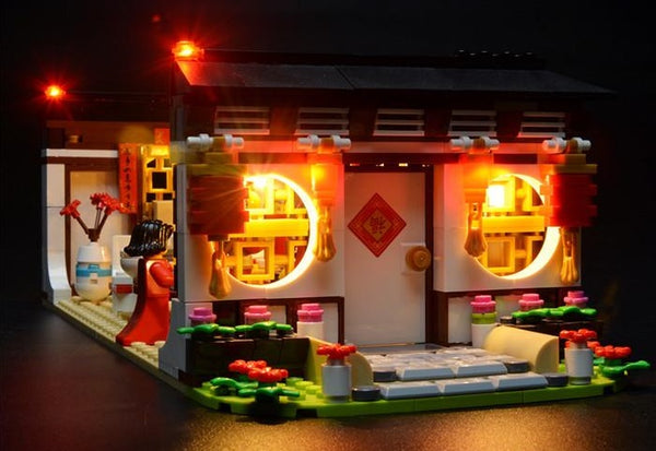 Lego Light kit for Chinese New year set
