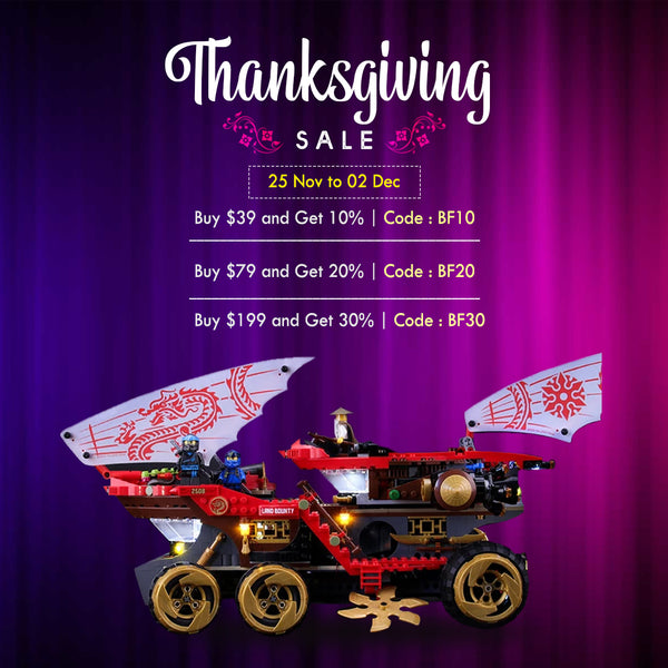 Black Friday Offer & thanks giving offer
