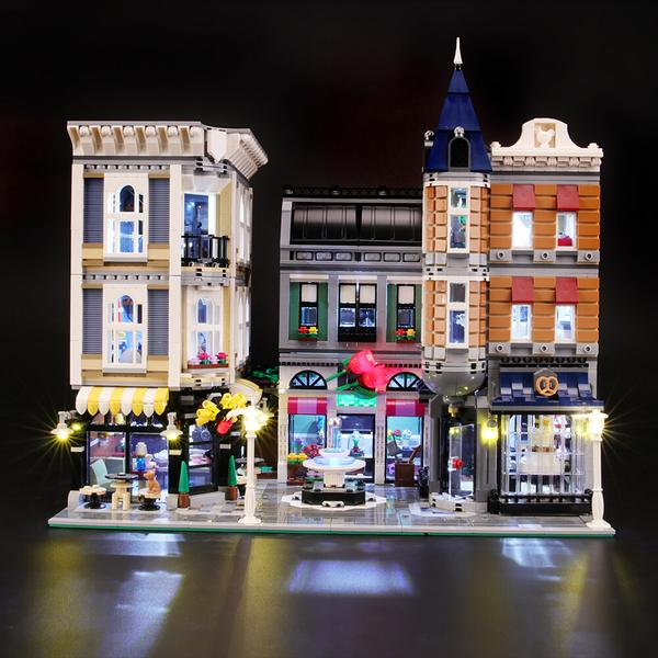 Assembly Square Lego review