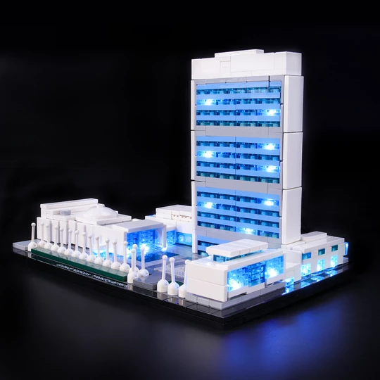 lego build set light kit