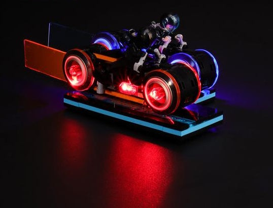 legacy  lego set light kit