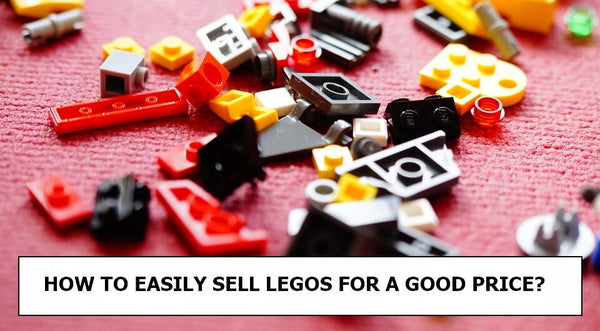 best place to sell legos