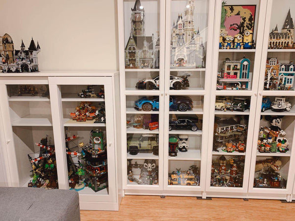 lego display ideas for adults