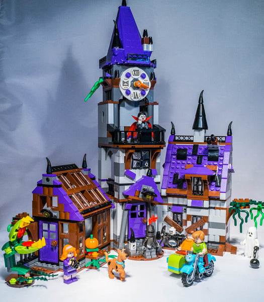 LEGO Scooby-Doo Mystery Mansion