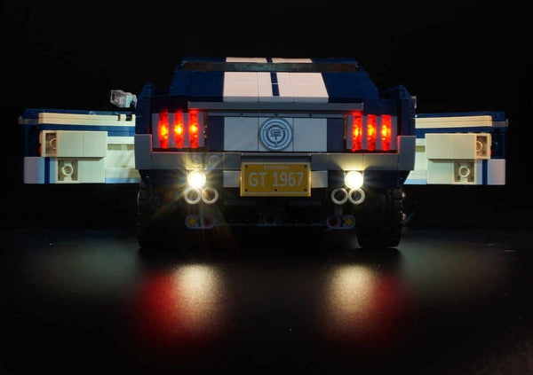 Lego Light kit for Ford Mustang