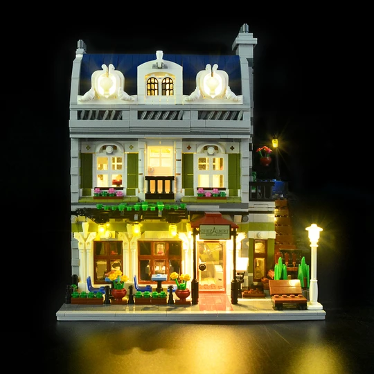 Light Kit For Parisian Restaurant 10243