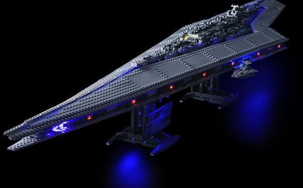 Lego starwars SUPER STAR DESTROYER
