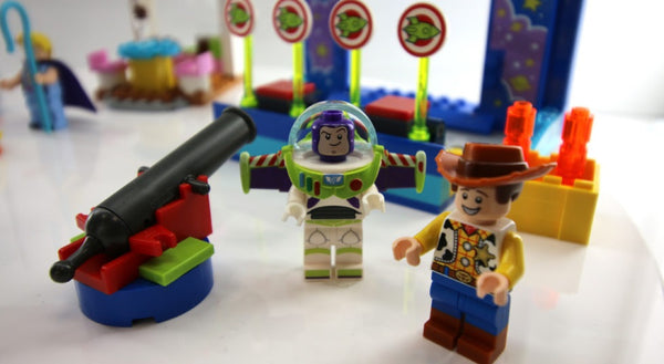 Meet With New Released Lego Toy Story 4 Minifigures Lightailing