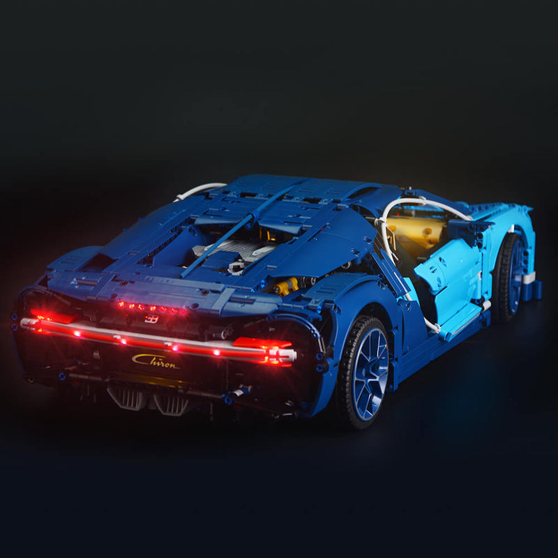 Lego Light Kit For Bugatti Chiron 42083  Lightailing