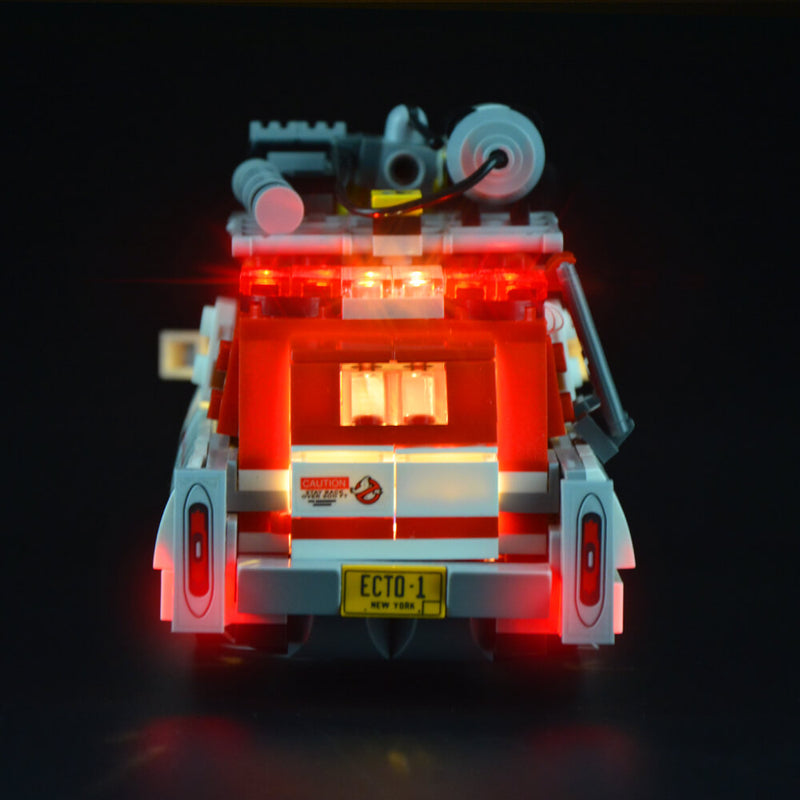 Lego Light Kit For Ghostbusters Ecto-2 75828  Lightailing