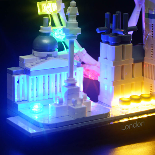 Light Kit For London Skyline Collection 21034
