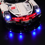 Light Kit For Porsche 911 RSR 42096