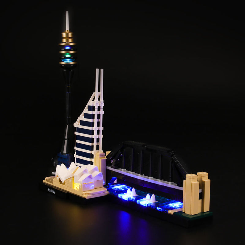 Lego Light Kit For Sydney 21032  Lightailing