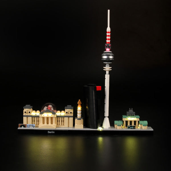 Lego Light Kit For Berlin 21027  Lightailing
