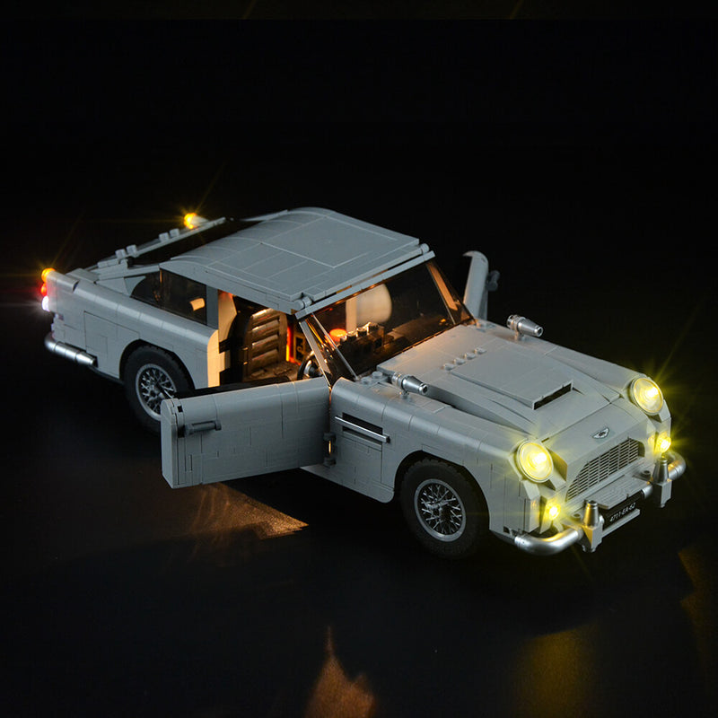 Lego Light Kit For James Bond Aston Martin DB5 10262  Lightailing
