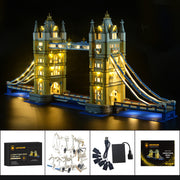 Light Kit For London Tower Bridge 10214