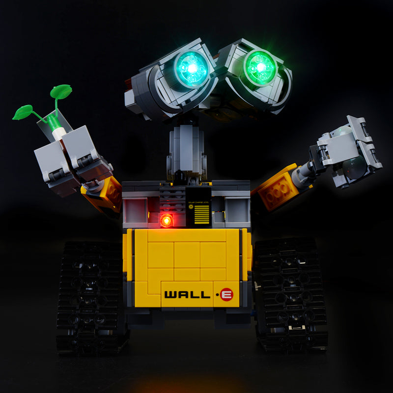 Lego Light Kit For Robot WALL E 21303  BriksMax