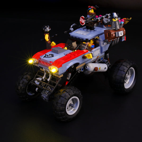 Lego Light Kit For Emmet and Lucy's Escape Buggy 70829  BriksMax