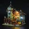 Light Kit For Old Fishing Store 21310