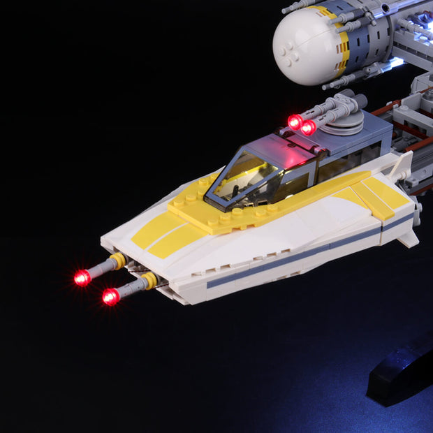 Light Kit For Y-Wing Starfighter 75181