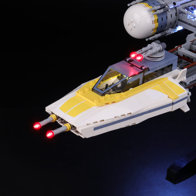 Lego Light Kit For Y-Wing Starfighter 75181  BriksMax