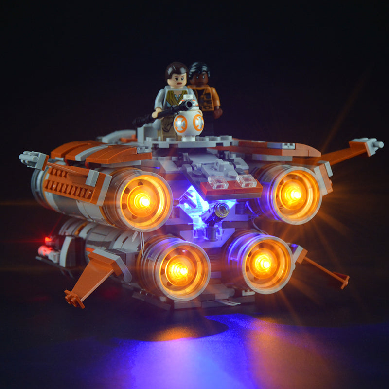 Lego Light Kit For Jakku Quad jumper 75178  Lightailing