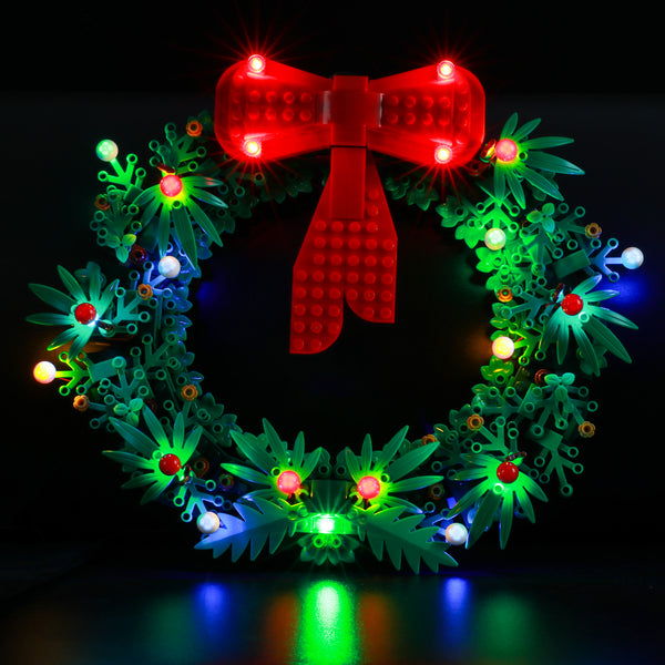 Light Kit For Christmas Wreath 2-in-1 40426