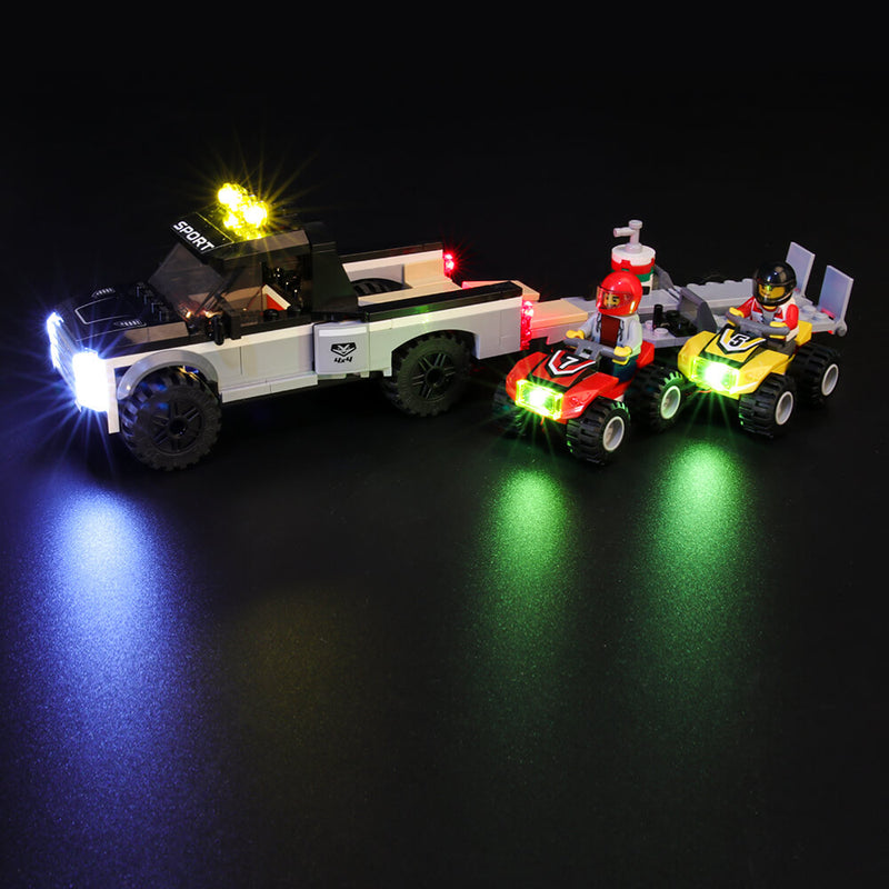 Light Kit For ATV Race Team 60148