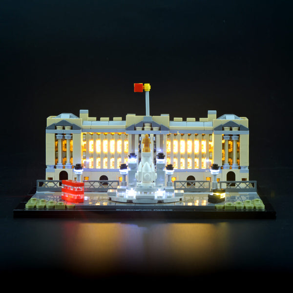 Light Kit For Buckingham Palace 21029