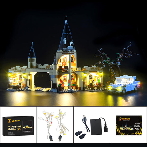 Light Kit For Hogwarts Whomping Willow 75953