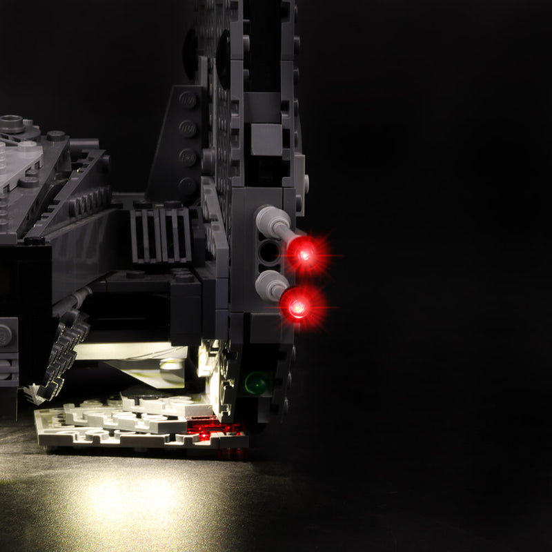 Lego Light Kit For Kylo Ren's Command Shuttle 75104  Lightailing