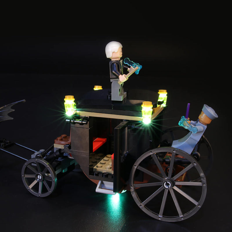 Lego Light Kit For Grindelwald's Escape 75951  BriksMax