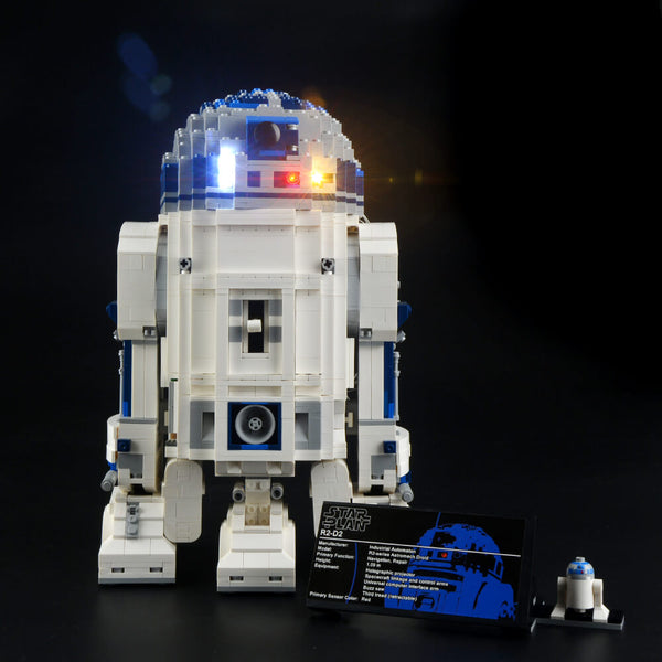 Lego Light Kit For R2-D2 10225  Lightailing