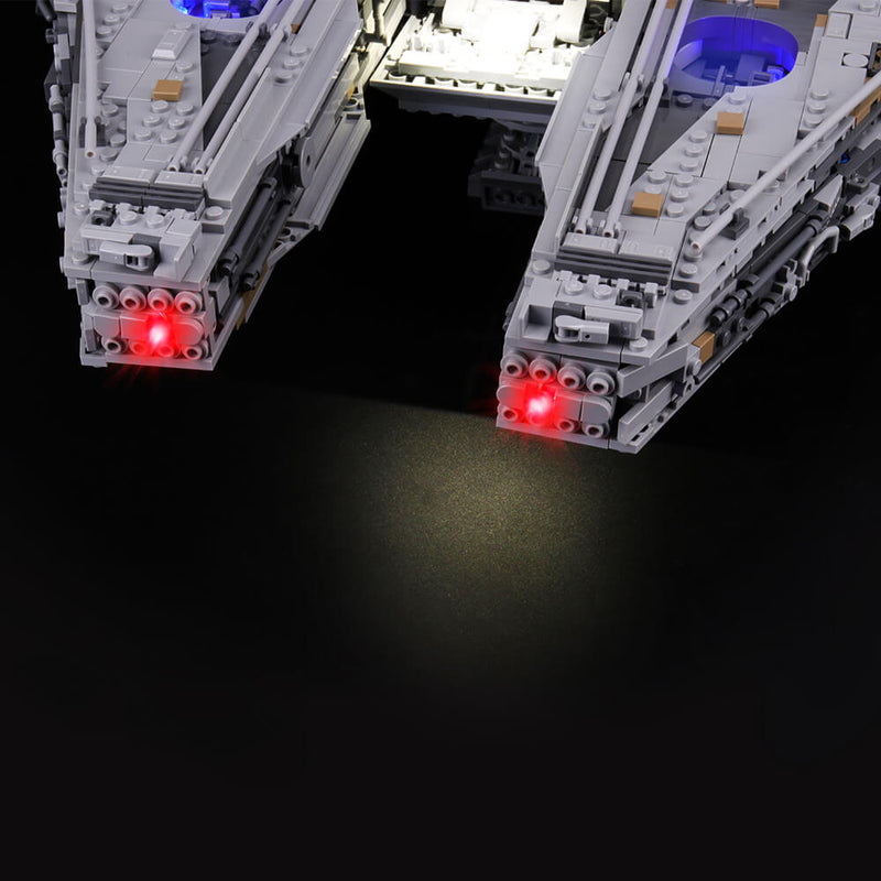 Lego Light Kit For Ultimate Millennium Falcon 75192  Lightailing