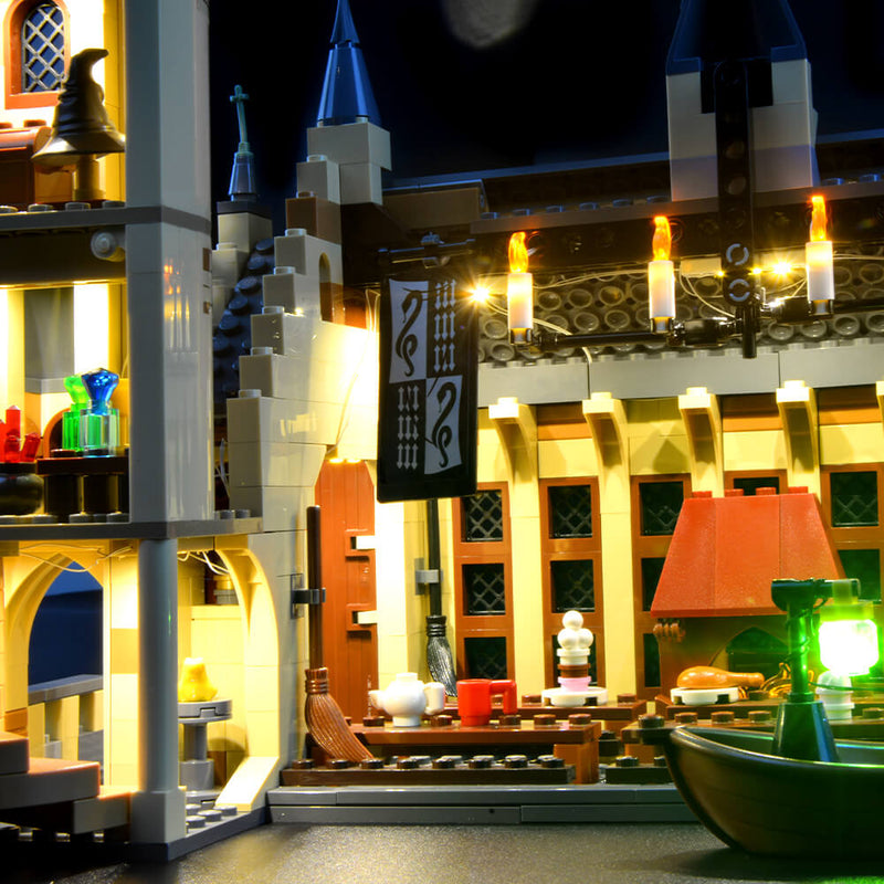 Lego Light Kit For Hogwarts Great Hall 75954  Lightailing