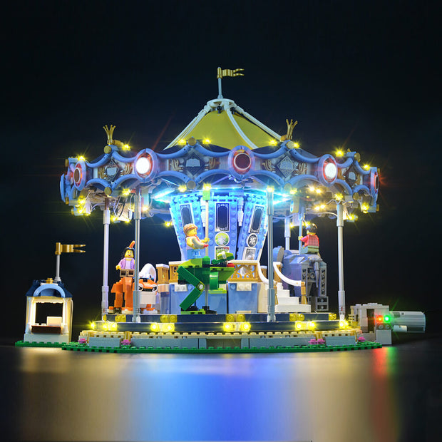 Light Kit For New Carousel Set 10257
