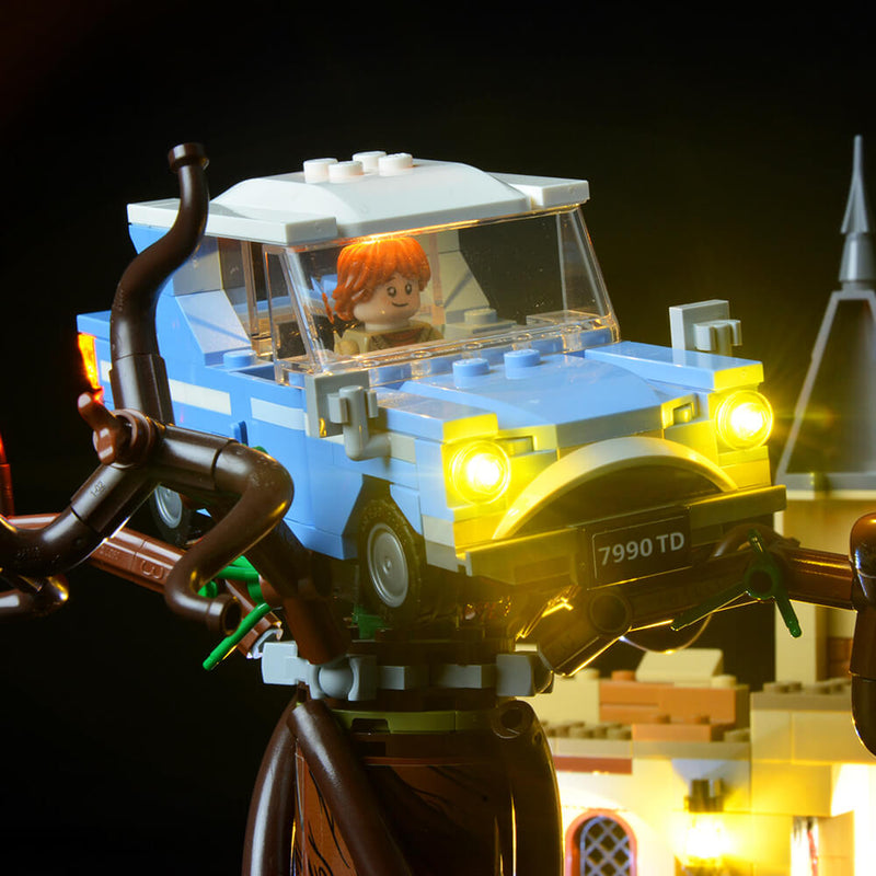 Lego Light Kit For Whomping Willow 75953  BriksMax