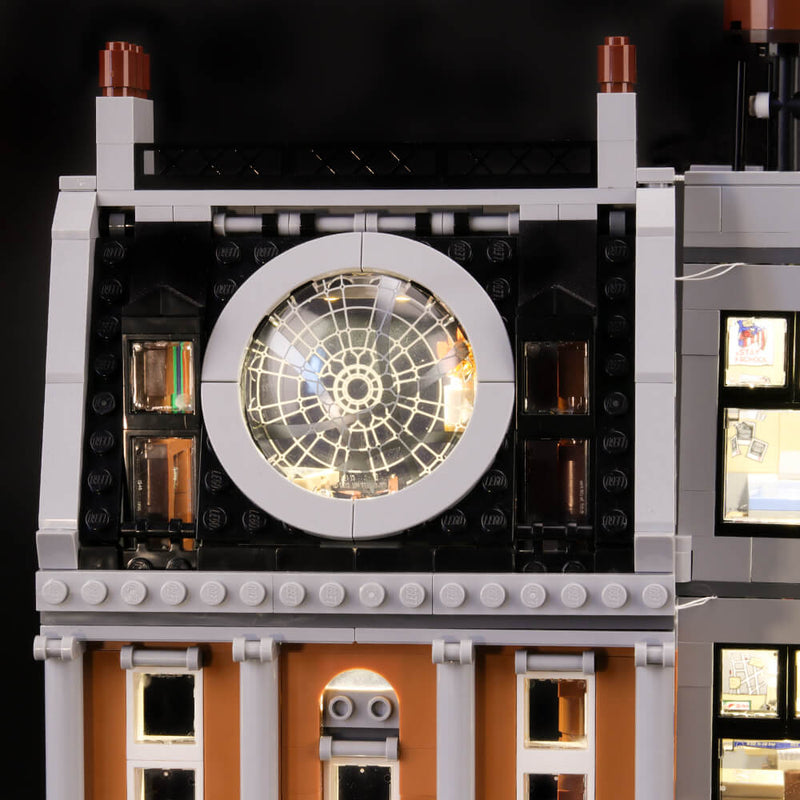 Lego Light Kit For Sanctum Sanctorum Showdown 76108  Lightailing