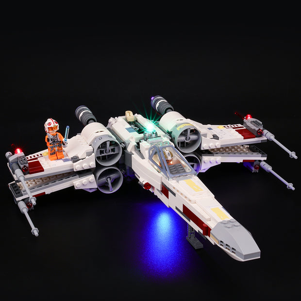 Light Kit For X-Wing Star Fighter 75218