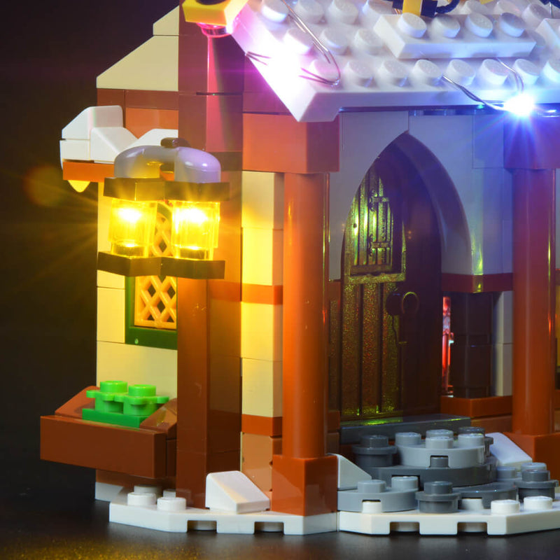 Lego Light Kit For Santa's Workshop 10245  BriksMax