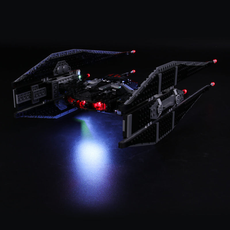 Lego Light Kit For Kylo Ren's TIE Fighter 75179  BriksMax
