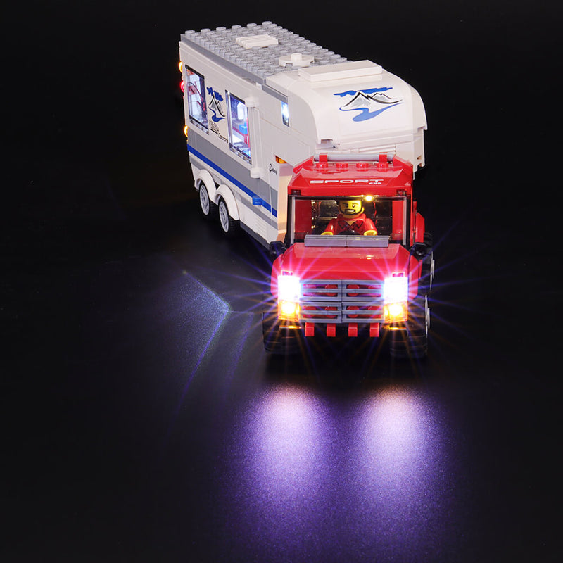 Lego Light Kit For Pickup & Caravan 60182  BriksMax