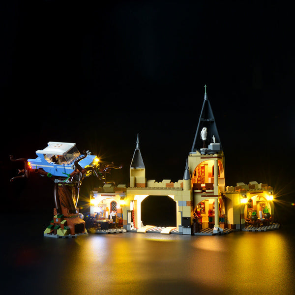 Light Kit For Whomping Willow 75953