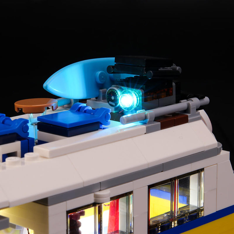 Lego Light Kit For Sunshine Surfer Van 31079  BriksMax