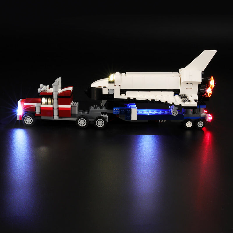 Lego Light Kit For 3in1 Shuttle Transporter 31091  BriksMax