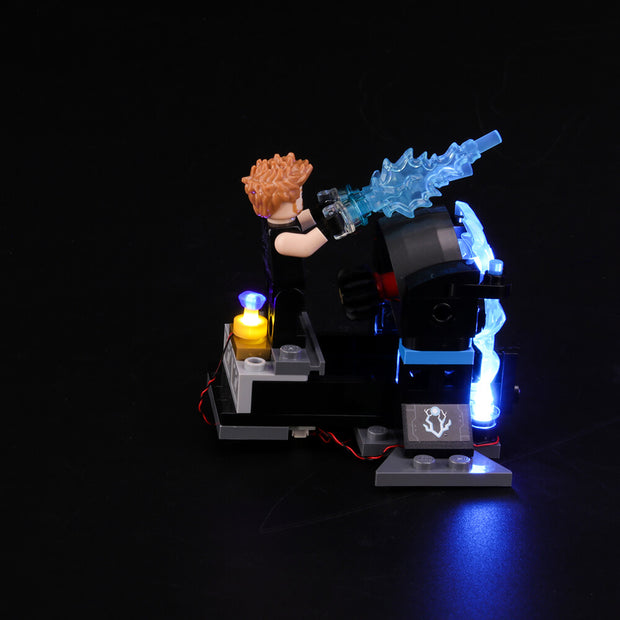 Light Kit For Thor's Weapon Quest 76102