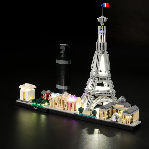 Lego Light Kit For Paris 21044  Lightailing